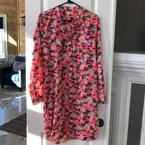 NWOT GAP Shirt Dress.